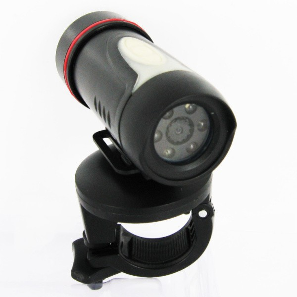 Outdoor omni-directional Sports Digital Video Camera