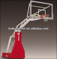 High Quality Movable Hydraulic Basketball Stand