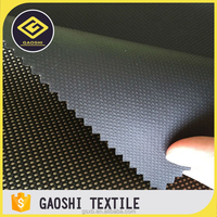 Promotional 400D/600D/900D PVC Coated Polyester Two Tone Fabric For Car Toolkits