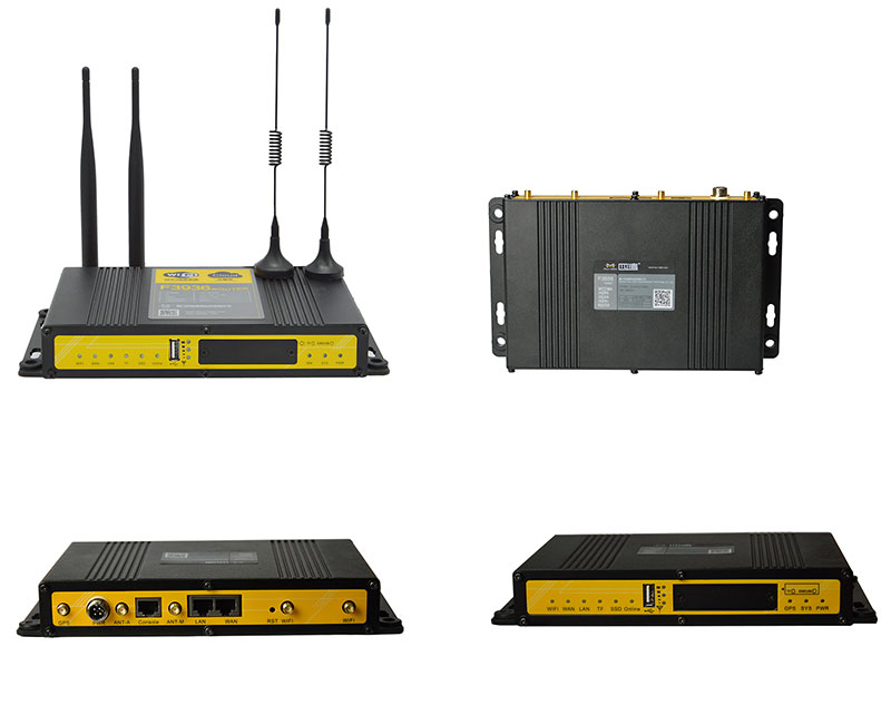 advertising IOT 4g wireless modem 3g router for Monitoring for traffic, water supply system