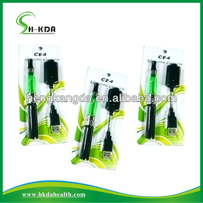 usa made e cigarette blister packing Hengkangda ego k,colorful battery design