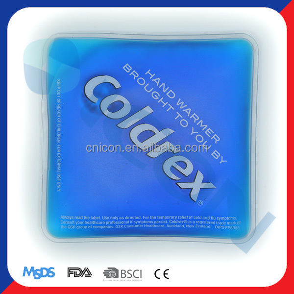 High Quality Hot Cold Pack Gel Pads/Ice Pads