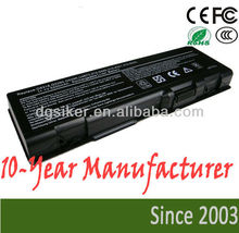 Chinese 9 cells notebook battery compatiable ace for DELL inspiron D6000 9200, 9300, 9400,XPS Gen 2, XPS M170, XPS M1710,E1505