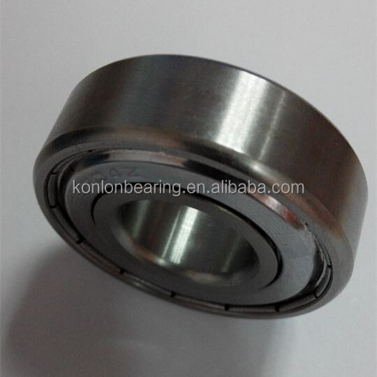 6207 6208 ZZ 2RS deep groove ball bearing for electric bike