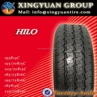China cheap car tire 195/70R15C