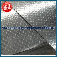 1100 h24 polished plate sheet Aluminum checkered