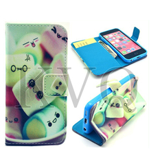 Hot selling colorful Cell phone case animal for iphone 5c with a stand
