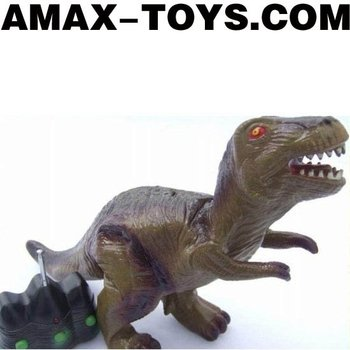 rm-10382600 rc dinosaur Emulational remote control dinosaur with lifelike growl