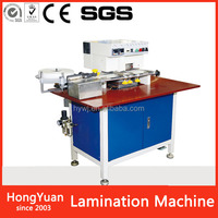 TLM-330 Packaging Product Stocks mylar tab lamination machine , index tab die cutting machine , mylar tab lamination equipment