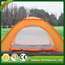 Aluminium pole nylon first choice Camping Tent With Bed
