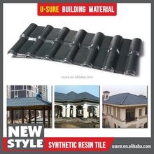 roof sheet / new type corrugated resin roof panels / prefabricated houses shipping container roof