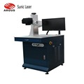 20W 30W 50W Fiber Laser Marking Machine for Electronic Component and Metal Parts
