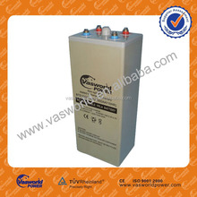 Battery manufacture provide low Price of 12V 1000Ah Sealed Lead Acid solar Battery