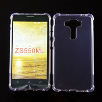 alpha design collision avoidance antiskid cell phone skin for ASUS Zenfone 3 ZS550ML case