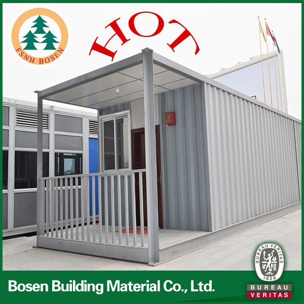 20ft Modular house,20ft container hosue 20ft mobile house