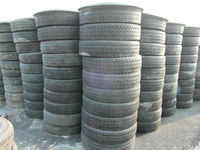 Used Truck Tires 11R22.5 and 12R22.5