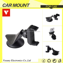 All mobile phone unique design new model universal windshield car mount phone holder