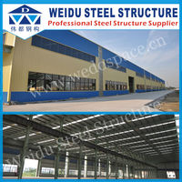 Professional Steel Structure Company Provide Container/Warehouse/Workshop/Steel Frame