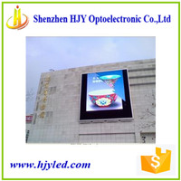 high quality p12 ali hot sale led display full color vedio screen