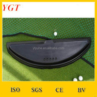 YGT Cheap Rubber Popular Golf Ball Tray