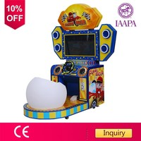 Direct Factory Flame car 2 kids coin operated game machine