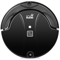 Upgraded kv8 robot vacuum cleaner from Shenzhen silver star