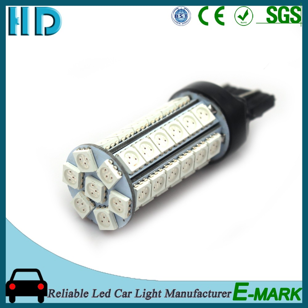 2016 Hot selling smd t20 5050 auto led bulb, car turn light/stop lamp for big market