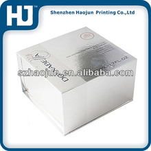 Perfume paper packaging gift box