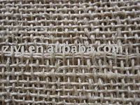 Sisal Cloth/Fabric for Polishing Steel and Packing (6X7)