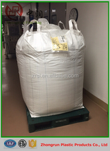 ISO9001 1ton -2ton FIBC bulk bag pp big bag pp jumbo packing for copper concentrate coal cement sentrate
