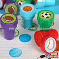 The hot selling and new fashion style self-inking cheap kids rubber stamps