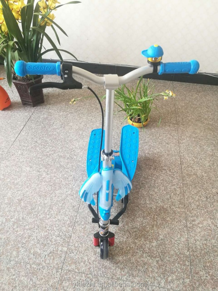 [Patented LZ-011] music 3 wheel scooter wing scooter