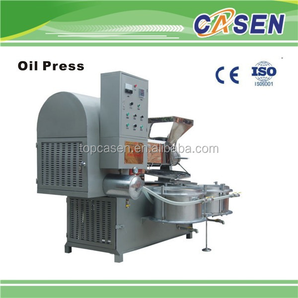 Excellent Quality Oil Press Vacuum Filter Oil Extractor for Peanut Kernel