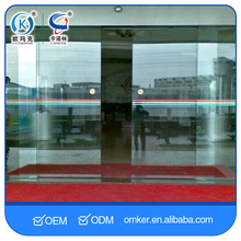 High Quality Security Fashionable Aluminum Frameless Fire Rated Sliding Glass Doors