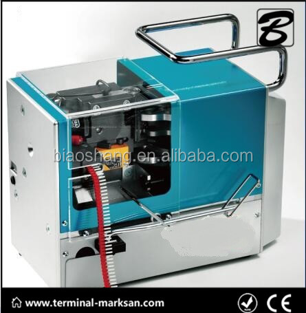 MC 25 Stripper and electrical Crimping copper wire/cable terminal crimping machine