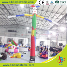 GMIF mini hot air balloon inflatable air dancers inflatable wave man with blower for advertising