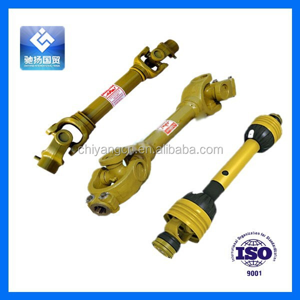 Farm Tractor Drive Shaft : Cardan drive shaft farm machinery agriculture pto