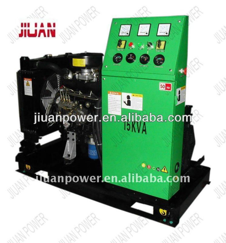 15KVA china diesel generators price in stock generadores electricos