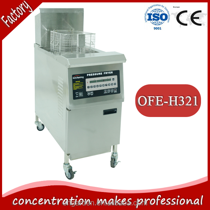 foreign workers recruiters/stainless steel commercial pressure cooker /round fryer electric deep fryers