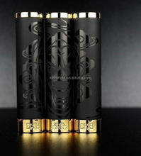 Alibaba express china mechanical 18650 mod FUJIN MOD/able storm trooper mod/Switch Mods Brass V2 for wholesale