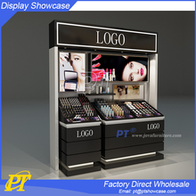 Cosmetics shop display rack, cosmetics store display stand