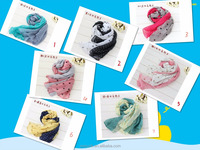 80*180cm Children's Muffler Baby Warm Scarf Boy /Girl Knitted O Ring Scarf New Style Knitting Kids Neck Warmer Neckerchief