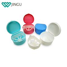 Dental products china wholesale premium quality plastic denture container dental box
