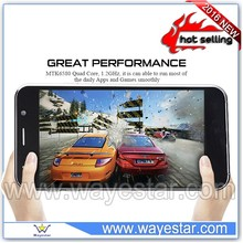 5'' phone import china 3G unlock smartphone products