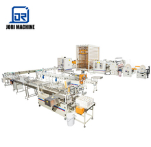 Family And Industrial Use Automatic Kitchen Towel Paper Roll Making Machine and ToIlet Paper Production Line