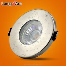 Wholesale CE RoHS GU10 MR16 IP65 round shape waterproof LED spotlight downlight fixture