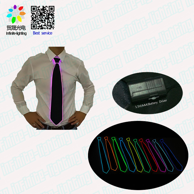 China manufacturer el flame guitar led equalizer panel for shirt/ el led t-shirt panel