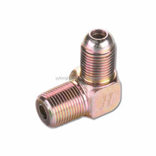 CARBON STEEL 90 ELBOW NPT MALE/NPSM MALE HYDRAULIC HOSE PIPE hydraulic fittings