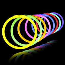 2015 colorful Party light sticks/Led Flashing bracelets/Liquid Glow light sticks