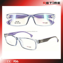 2014 Latest Fashion TR90 Transparent Optical Eyeglasses Frame For Women China (TR-150)